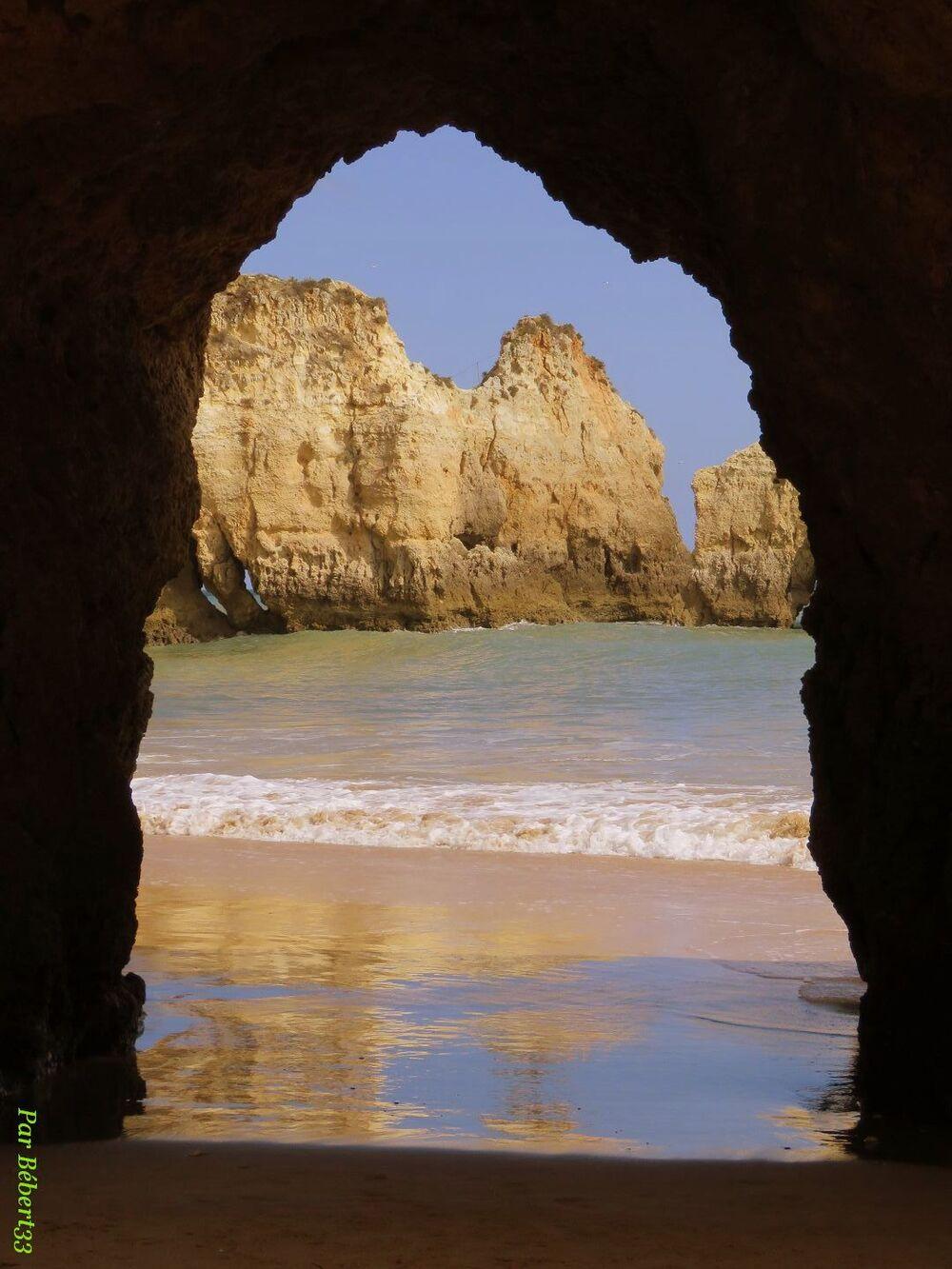 Praia d'Alvor au Portugal -2