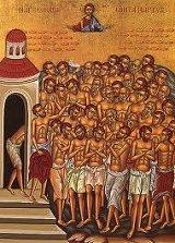 Saint Vivien et les martyrs de Sébaste, paroisse de Pouilly