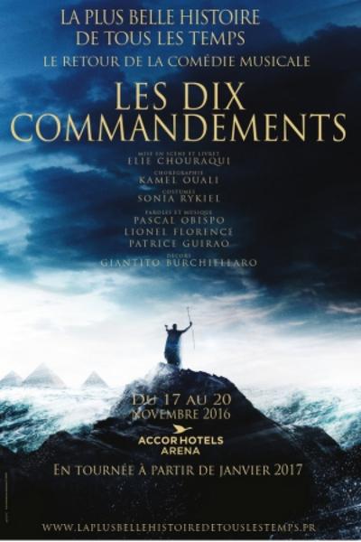 Les 10 Commandements : La Comédie Musicale