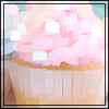 Icônes cupcake