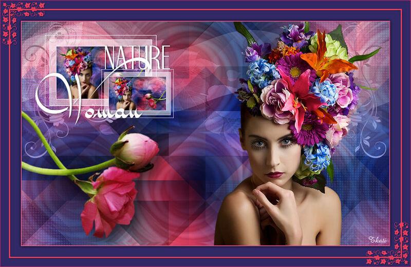 Woman Nature by Tati Designs
