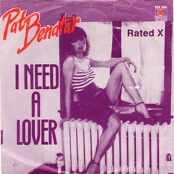 Pat Benatar - I Need A Lover