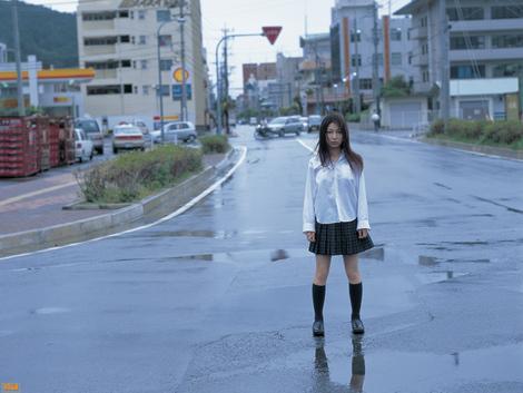 WEB Gravure : ( [Bomb.tv - GRAVURE Channel] - | 2005.04 | Riko Kawano/河野りこ )