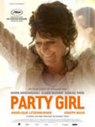 Affiche Party Girl
