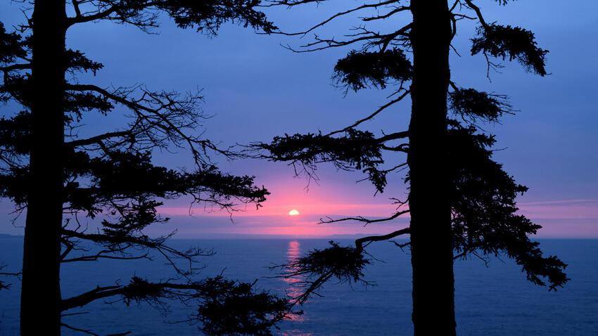 5 images de lever du soleil