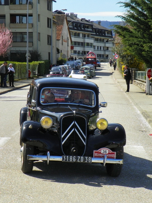 Gilles - Citroen Traction