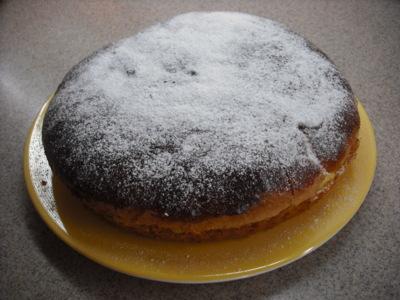 Blog de chacha : Les desserts de Chacha, Tarte Tropézienne