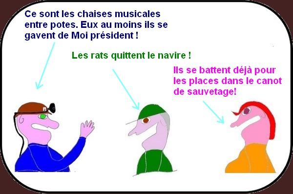 Président du Conseil Constitutionnel ou la retraite dorée de Laurent Fabius.