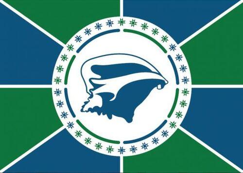 Le nouveau drapeau de la Martinique