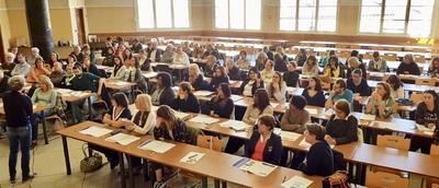Congrès du syndicat CGT de l'UGECAM Rhône-Alpes