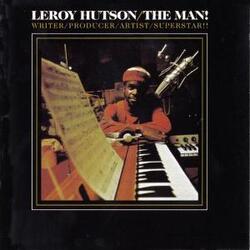 Leroy Hutson - The Man - Complete LP
