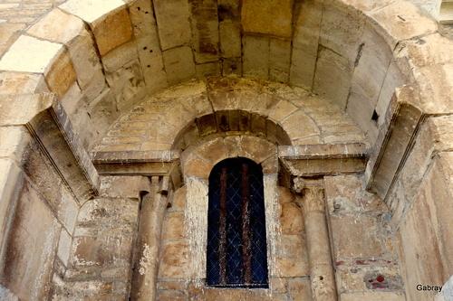 Valcabrère:  Basilique Saint-Just