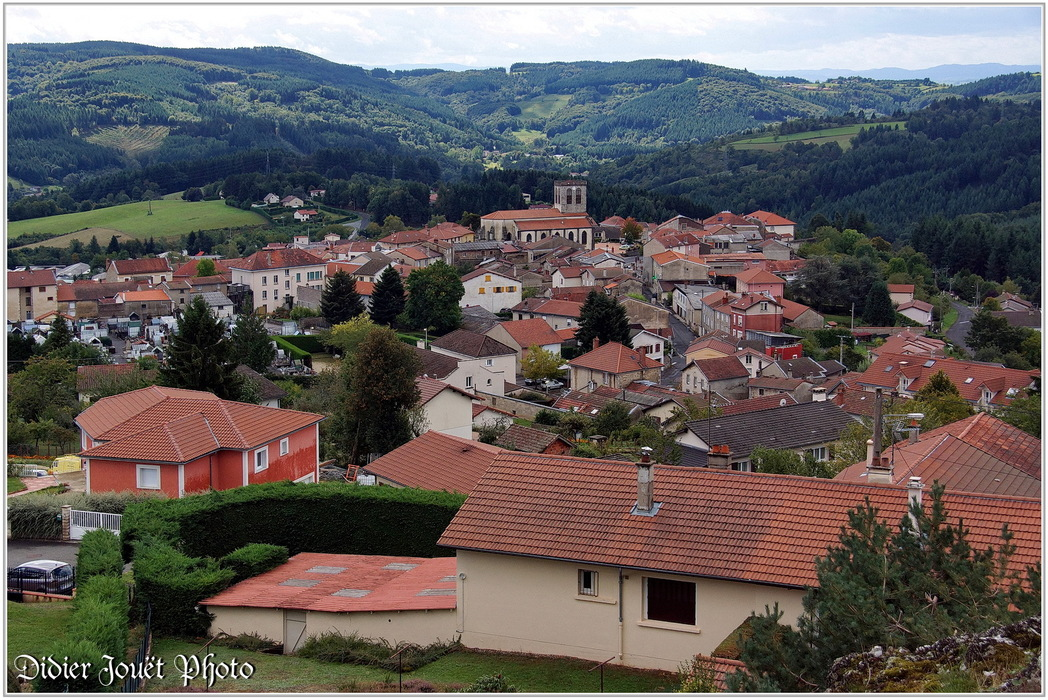 63 - Puy de Dôme / Saint Rémy sur Durolle