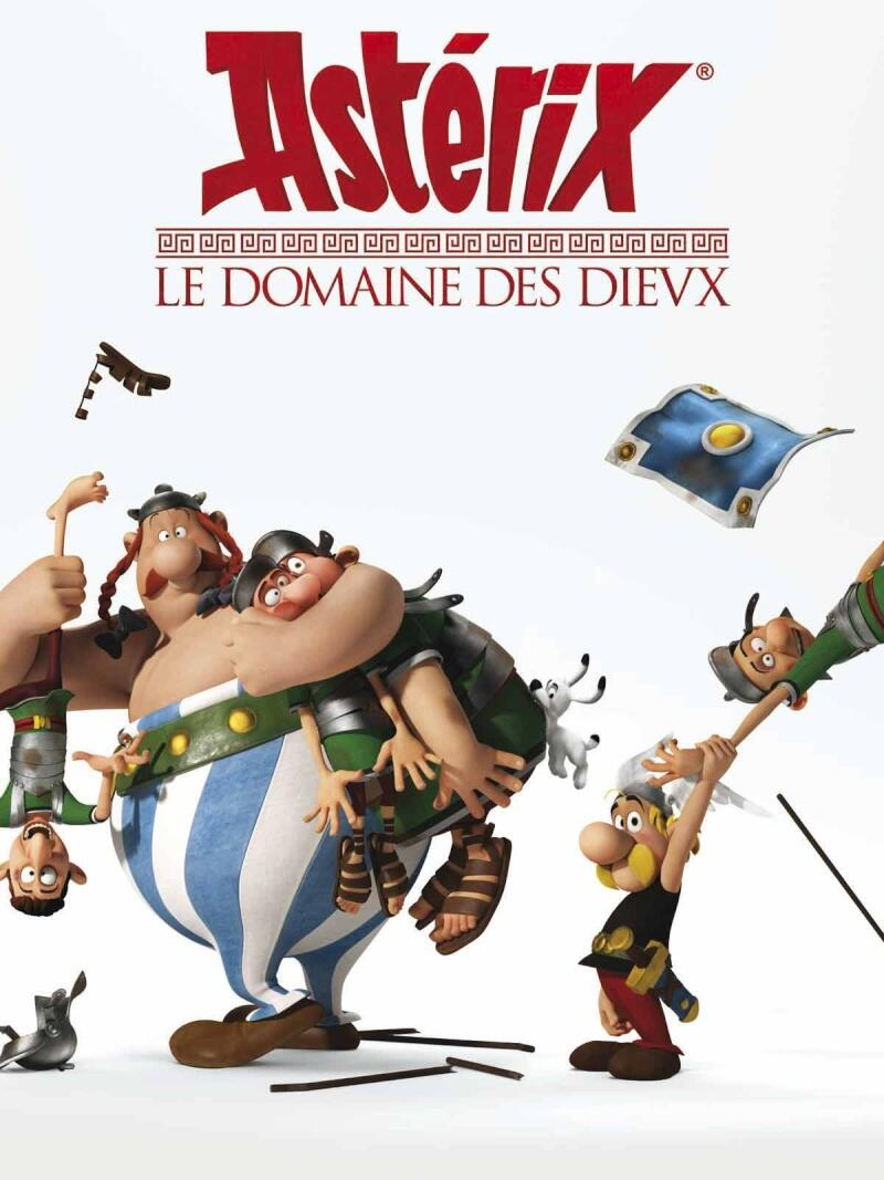 ასტერიქსი: ღმერთების მიწა - Asterix: Le domaine des dieux (2014)