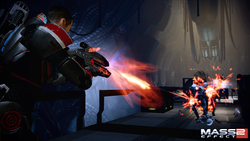 Mass Effect 2 : a relire