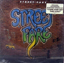 Street Fare - Same - Complete LP