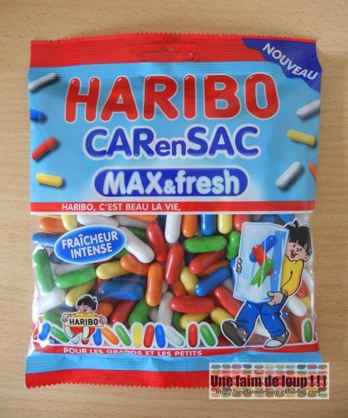 Haribo - Car en sac