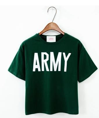 Tshirt ARMY BTS Edition