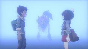Forêt de Sleepwood : rencontre avec Zazamenta [Screenshot Pokémon Épée Bouclier]