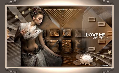 Love me de Asli Design