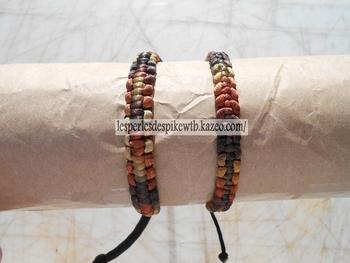 Bracelet I01-1 comparaison