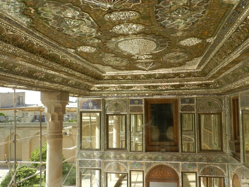 Iran Shiraz, suite et fin