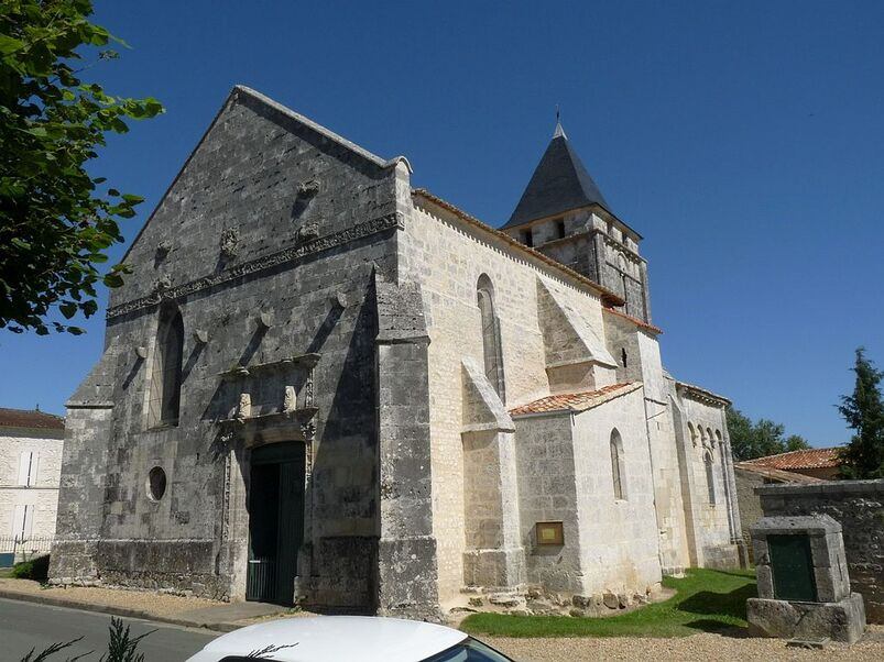 Clion (Charente-Maritime)