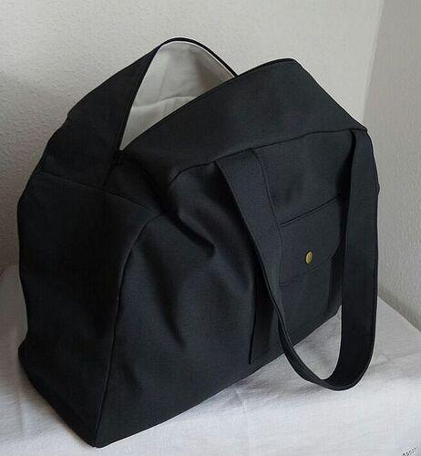 Coudre un sac bowling - 2ème sac