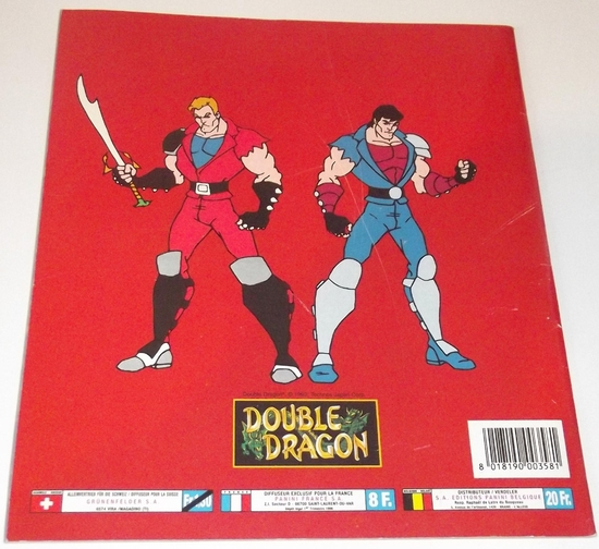 panini double dragon 04