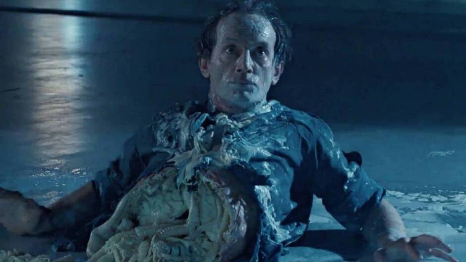 Lance Henriksen : Aliens - l' androïde