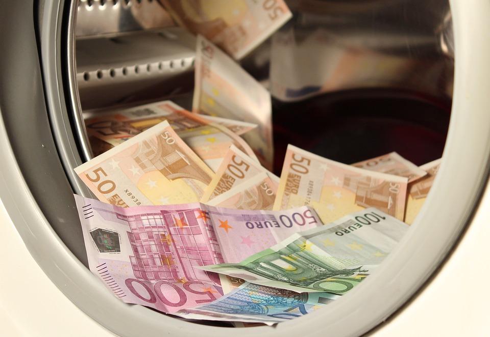 Argent, Euro, Laver, Billets, Économie, Change