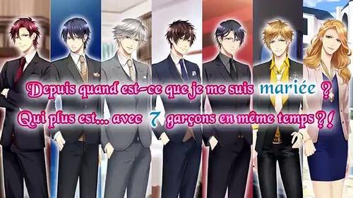 Mes 7 maris et moi