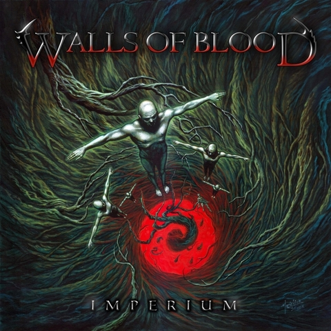WALLS OF BLOOD - Détails et extrait du premier album Imperium