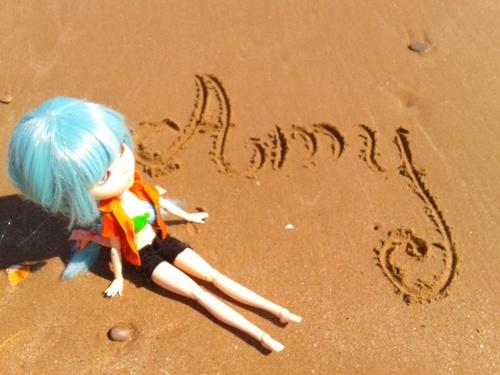 Les vacances d'Amy- Partie 3