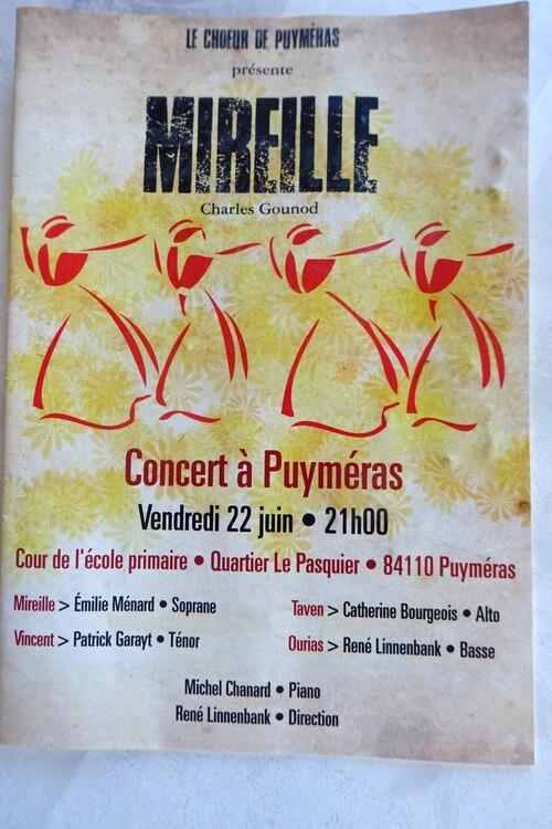 Mireille, de Gounod