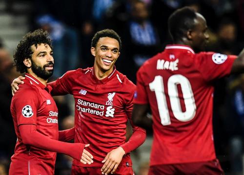 Liverpool bat à nouveau Porto et revient en demi-finale du UCL