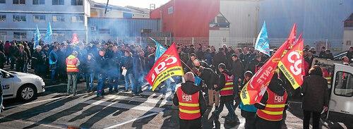 Brest-DCNS. « Des reculs sociaux importants » (LT-23/03/2017)