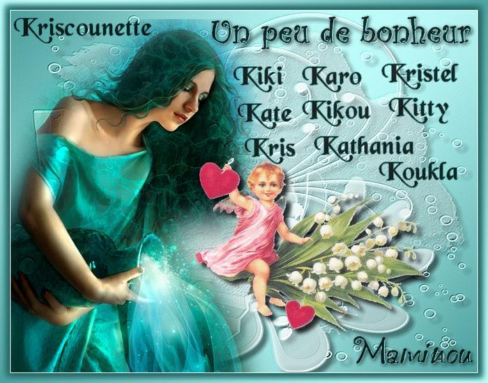 PORTE  BONHEUR  (K)