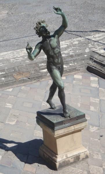 Pompei, la maison du Faune 3
