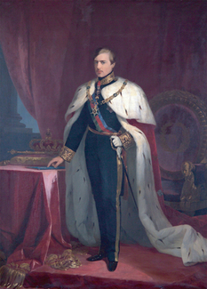 Le roi Pierre V