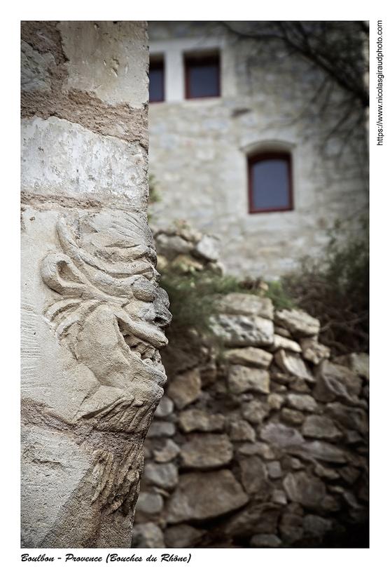 La Montagnette de Boulbon à Frigolet (Provence)