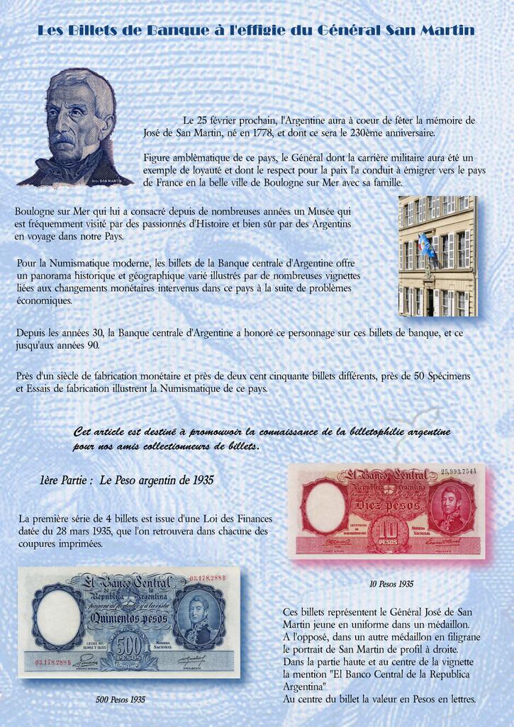 Histoire:  Le Général Jose de San Martin