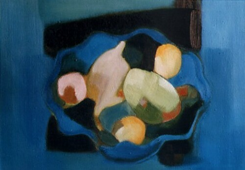 ojeda emmanuelle peinture fruits