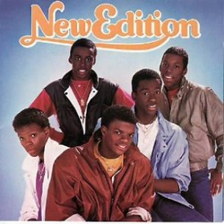 New Edition - Same - Complete LP