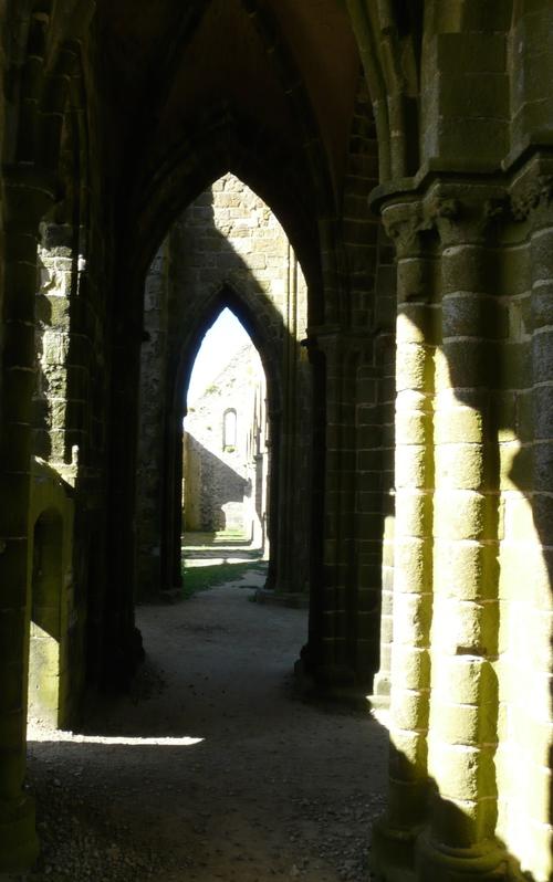 Vestiges de l'Abbaye Mauriste