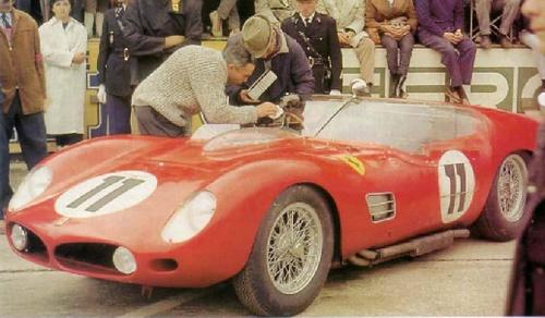 Ferrari Le Mans (1961)