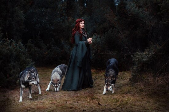 Cosplays de Catelyn Stark