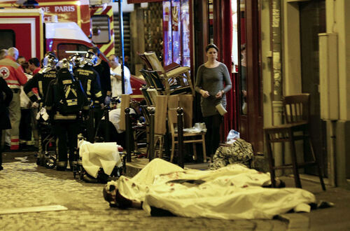 L'innocence assassinée à Paris