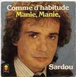 MICHEL SARDOU - COMME D'HABITUDE
