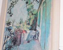 authentique toile de Matisse !